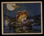 1938 Gum Inc. Horrors of War #263   Lone Raider Bombs Neutral Ships Front Thumbnail