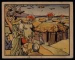1938 Gum Inc. Horrors of War #250   Russian Bombers Raid Korean Villages Front Thumbnail