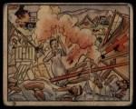 1938 Gum Inc. Horrors of War #143   Itallians Bomb Red Cross Unit at Kworam Front Thumbnail