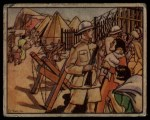1938 Gum Inc. Horrors of War #108   Gibraltar Gives Refuge to Spaniards Front Thumbnail