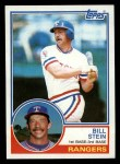 1983 Topps #64  Bill Stein  Front Thumbnail