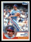 1983 Topps #12  Paul Mirabella  Front Thumbnail