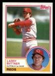 1983 Topps #527  Larry Bittner  Front Thumbnail