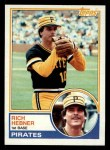 1983 Topps #778  Richie Hebner  Front Thumbnail