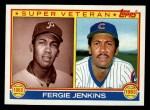 1983 Topps #231   -  Fergie Jenkins Super Veteran Front Thumbnail