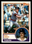 1983 Topps #147  Rick Leach  Front Thumbnail
