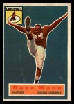 1956 Topps #34  Dave Mann  Front Thumbnail