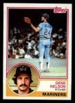 1983 Topps #106  Gene Nelson  Front Thumbnail