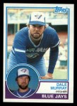 1983 Topps #42  Dale Murray  Front Thumbnail