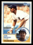 1983 Topps #45  John Mayberry  Front Thumbnail