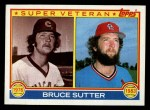 1983 Topps #151   -  Bruce Sutter Super Veteran Front Thumbnail