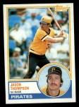1983 Topps #730  Jason Thompson  Front Thumbnail