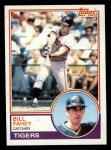 1983 Topps #196  Bill Fahey  Front Thumbnail