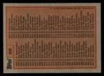 1983 Topps #526   Checklist Back Thumbnail