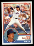 1983 Topps #764  Pete Falcone  Front Thumbnail