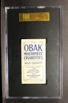 1910 T212 Obak xOLD Bud Ryan  Back Thumbnail