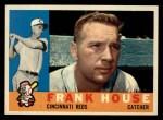 1960 Topps #372  Frank House  Front Thumbnail