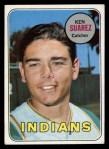 1969 Topps #19  Ken Suarez  Front Thumbnail