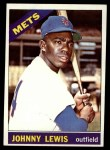 1966 Topps #282  Johnny Lewis  Front Thumbnail