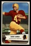 1954 Bowman #27  Harry Dowda  Front Thumbnail