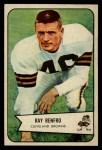 1954 Bowman #64  Ray Renfro  Front Thumbnail