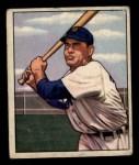 1950 Bowman #211  Charlie Keller  Front Thumbnail