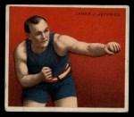 1910 T218 Champions #115 BOX Jim Jeffries  Front Thumbnail
