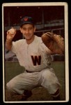 1953 Bowman #77  Mickey Grasso  Front Thumbnail