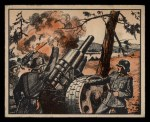 1939 Gum Inc. War News Pictures #98   German Cannonade Rocks Neutral Country Front Thumbnail