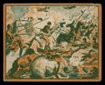 1939 Gum Inc. War News Pictures #77   Nazi Machine Gunners Slay Polish Cavalry Front Thumbnail