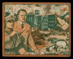 1939 Gum Inc. War News Pictures #84   Warsaw's Last Stand Front Thumbnail