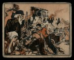 1939 Gum Inc. War News Pictures #108   Warsaw's Sorrow Front Thumbnail