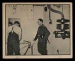1939 Gum Inc. War News Pictures #25   Living Quarters On Siegfried Line Front Thumbnail