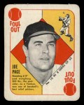1951 Topps Blue Back #10  Joe Page  Front Thumbnail