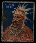 1933 Goudey Indian Gum #118   Pawnee Tribe  Front Thumbnail