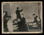 1939 Gum Inc. War News Pictures #37   Controlling London's Defense Machinery Front Thumbnail
