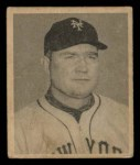 1948 Bowman #4  Johnny Mize  Front Thumbnail