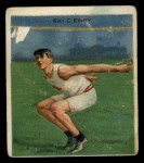 1910 T218 Champions #11  Ray Ewry  Front Thumbnail