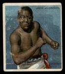1910 T218 Champions #117 FRT Jack Johnson  Front Thumbnail