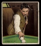 1910 T218 Champions #88  Alfredo deOro  Front Thumbnail