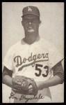 1947 Exhibits WST Don Drysdale   Front Thumbnail