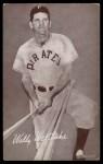 1947 Exhibits  Wally Westlake  Front Thumbnail