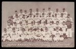 1947 Exhibits   Braves Team  Front Thumbnail