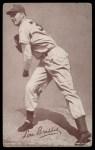 1947 Exhibits  Lou Brissie  Front Thumbnail