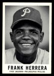 1960 Leaf #5  Pancho Herrera  Front Thumbnail