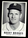1960 Leaf #31  Rocky Bridges  Front Thumbnail