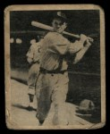 1939 Play Ball #109  Myril Hoag  Front Thumbnail