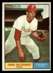 1961 Topps #3  John Buzhardt  Front Thumbnail