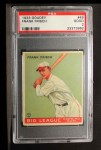 1933 Goudey #49  Frankie Frisch   Front Thumbnail