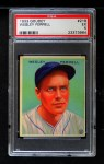 1933 Goudey #218  Wes Ferrell  Front Thumbnail